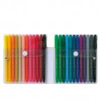 Набор фломастеров PENTEL 24 цвета