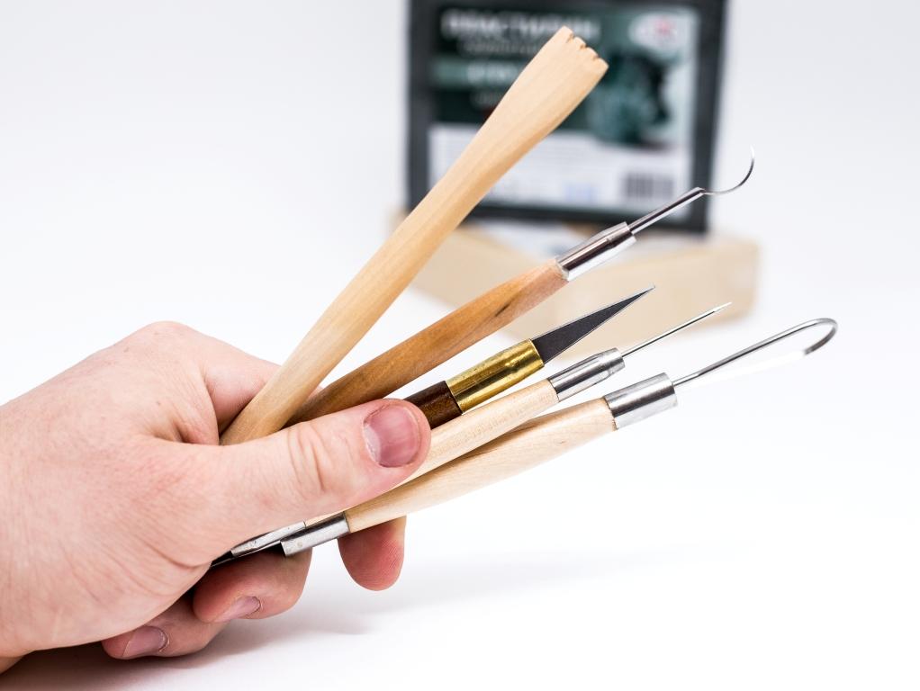Стеки и скульптурные ножи