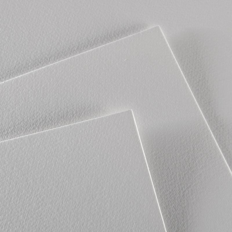 Бумага д/акварели CANSON Монваль 50х65см, 300 г/м2, лист