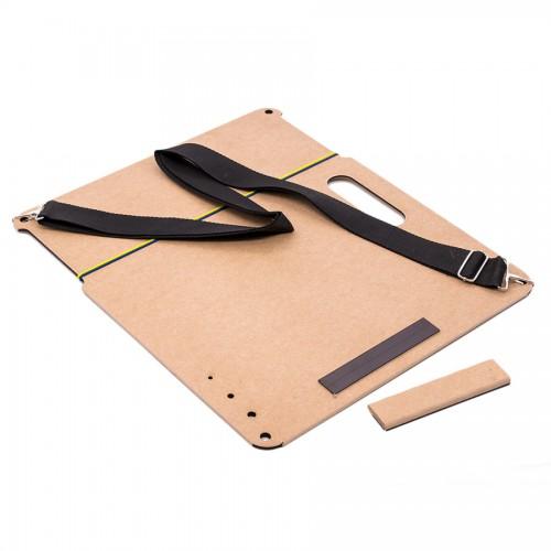 Папка-планшет СОНЕТ 53х63см с магнит.зажимом и ремнем