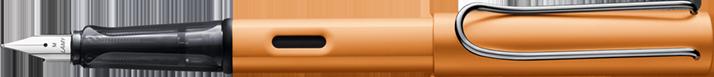 Перьевая ручка LAMY Al-Star F (корпус цвета бронзовый)