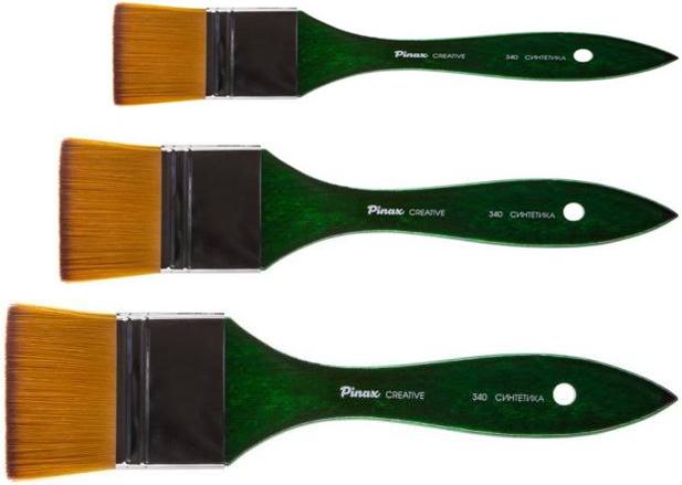 Кисть PINAX Creative флейц №30