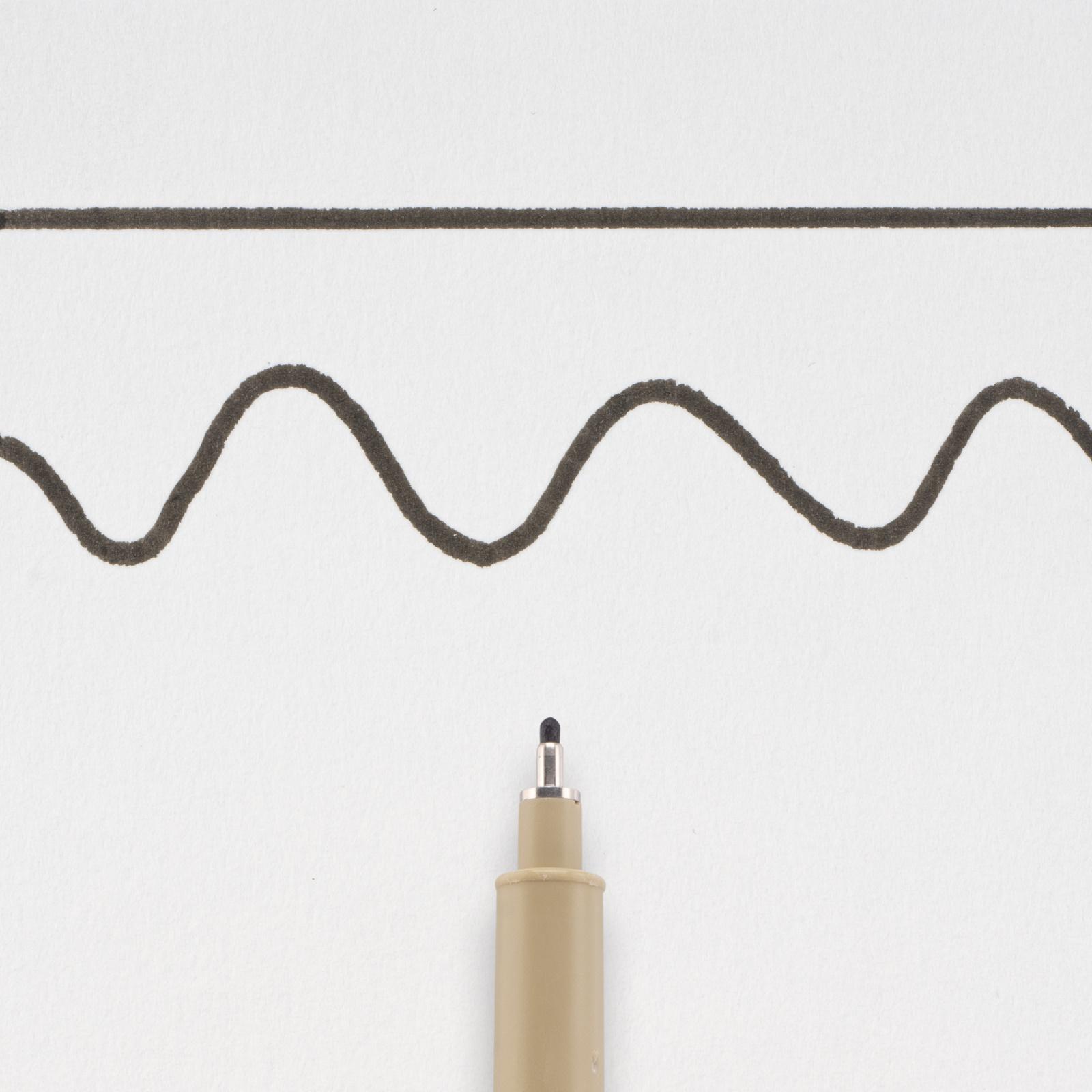 Линер PIGMA MICRON 10 черный (0,6 мм)