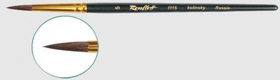 Серия 1115 (колонок, круглая, короткая ручка)