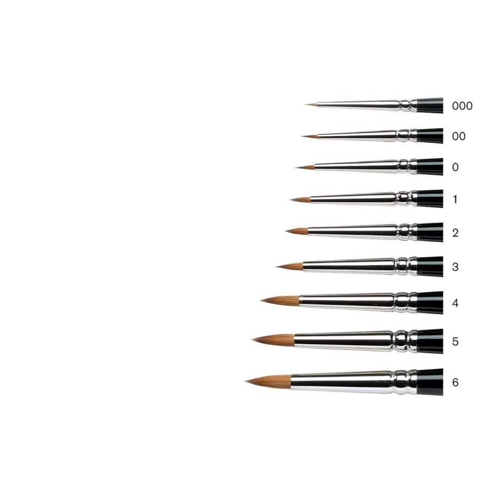 Серия Series 7 Miniature (колонок, круглая укороч., короткая ручка)