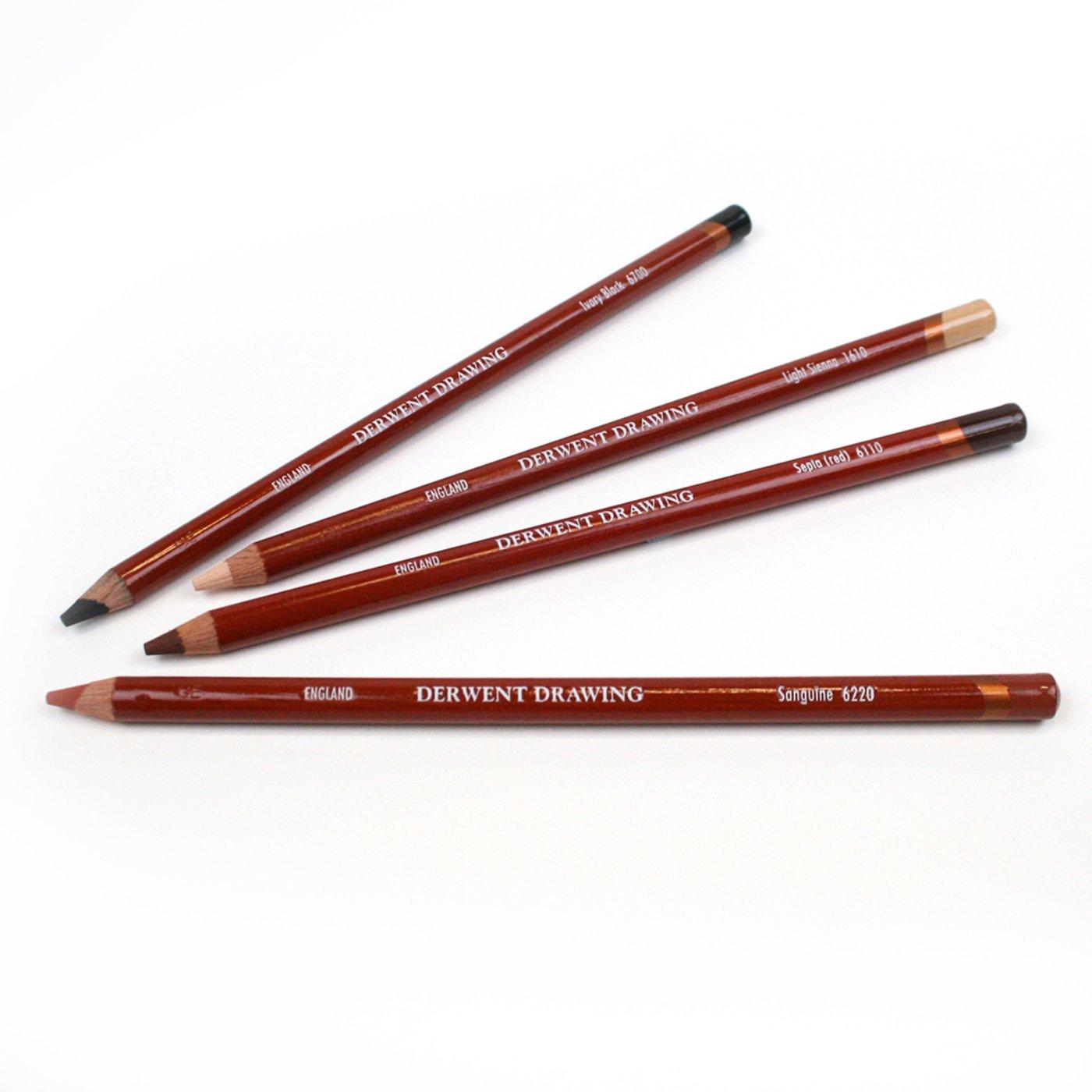 Масляные карандаши DERWENT Drawing