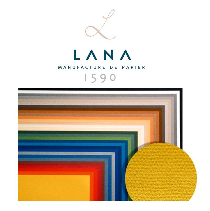 Бумага для пастели LANA Colours
