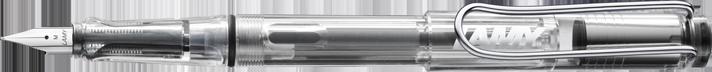 Перьевые ручки LAMY Vista