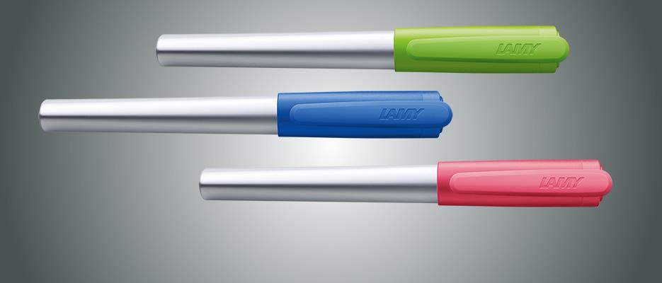 Перьевые ручки LAMY NEXX
